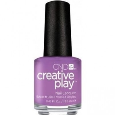 CND Creative Play Nail Lacquer - A Lilacy Story [443] 13.6ml